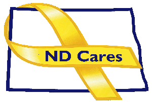 ND Cares Logo